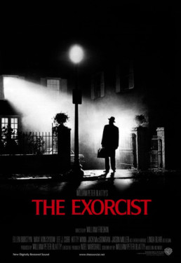 the exorcist, cult, horror movie, film, 1973, scary, halloween, dblog