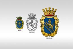 logo, araldica civile, comune di scala, scala, costiera amalfitana, restyling, daniele barone