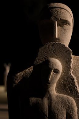 arte, statua, mostra, scultura, fotografia, daniele barone