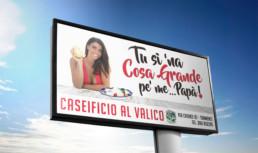 poster, manifesto, pubblicità, tramonti, caseificio al valico, caseificio, latticini, mozzarella, costiera amalfitana