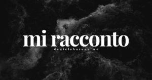mi racconto, chi sono, about me, about, daniele barone, costiera amalfitana, fotografo, videografo, graphic designer, web designer, creativo
