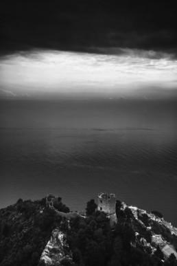 torre, torre dello ziro, scala, pontone, amalfi, costiera amalfitana, monumento, rudere, natura, fotografia, daniele barone