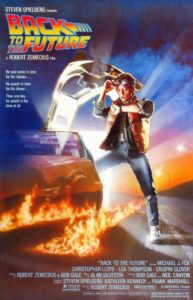 ritorno al futuro, back to the future, movie poster, saghe cinematografiche