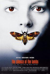 il silenzio degli innocenti, hannibal lecter, movie poster, saghe cinematografiche