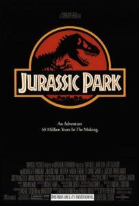 jurassic park, movie poster, saghe cinematografiche, steven spielberg