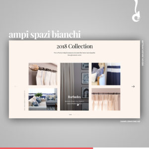 trend web design, trend, web design, white space, design, creative, studio creativo, daniele barone